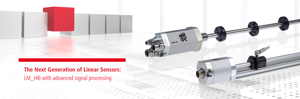 The Next Generation of Linear Sensors:  LM_I46 with advanced signal processing